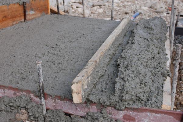 Pouring Concrete Call A Pro