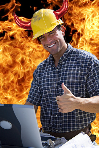 Contractor from HELL